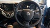 Maruti Baleno steering wheel launches in Goa