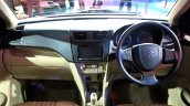 Maruti Swift Dzire Auto Gear Shift dashboard at Auto Expo 2016