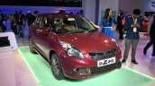 Maruti Swift Dzire Auto Gear Shift front three quarters at Auto Expo 2016