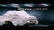 Maruti Vitara Brezza front three quarter nearly revealed