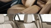 Mercedes E Class (W213) vs Mercedes E Class (W212) seats Old vs New