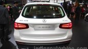 Mercedes GLC rear at Auto Expo 2016