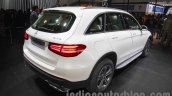 Mercedes GLC rear three quarters at Auto Expo 2016