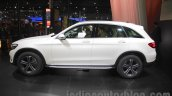 Mercedes GLC side view at Auto Expo 2016