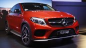 Mercedes GLE 450 AMG Coupe front quarter launched in India