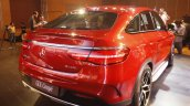 Mercedes GLE 450 AMG Coupe rear three quarter launched in India