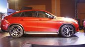 Mercedes GLE 450 AMG Coupe side launched in India