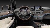 Mercedes GLS driver's area official image