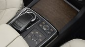 Mercedes GLS floor console official image