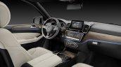 Mercedes GLS interior official image
