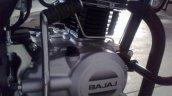 New Bajaj CT100 B engine spied