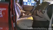 New Ford Endeavour 8-way power seat In Images