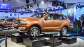 New Ford Endeavour at Auto Expo 2016