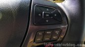 New Ford Endeavour cruise control In Images