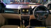 New Ford Endeavour dashboard In Images