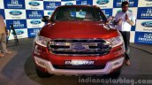 New Ford Endeavour front In Images
