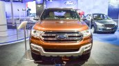 New Ford Endeavour front at Auto Expo 2016