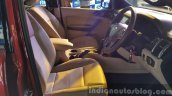 New Ford Endeavour front cabin In Images