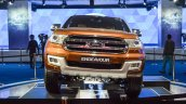 New Ford Endeavour front fascia at Auto Expo 2016