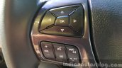 New Ford Endeavour infotainment controls In Images
