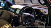 New Ford Endeavour interior In Images