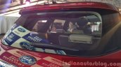New Ford Endeavour rear windscreen In Images