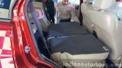 New Ford Endeavour second row seat folded In Images