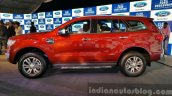 New Ford Endeavour side (1) In Images