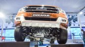 New Ford Endeavour skid plate at Auto Expo 2016