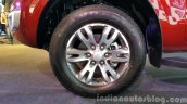 New Ford Endeavour wheel In Images