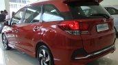 New Honda Mobilio RS rear quarter