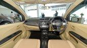 New Honda Mobilio dashboard