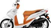 New Honda Spacy side Pearl Metalloid White