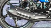New TVS Victor black exhaust launched