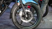 New TVS Victor front alloy wheel disc brake launched
