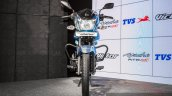 New TVS Victor front launched