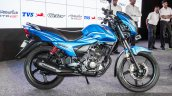 New TVS Victor side launched