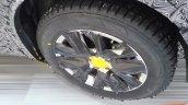 Renault Koleos successor (Renault Maxthon) rims snapped