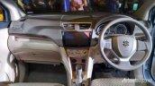 Suzuki Ertiga Dreza interior launched