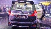 Suzuki Ertiga Dreza rear launched