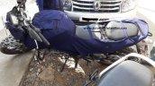 TVS Apache 200 split seats spied