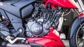 TVS Apache RTR 200 4V air-cooled engine launched