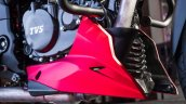 TVS Apache RTR 200 4V engine cowl launched