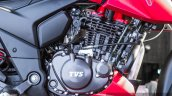 TVS Apache RTR 200 4V engine launched