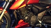 TVS Apache RTR 200 4V engine live
