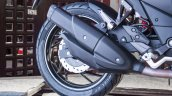 TVS Apache RTR 200 4V exhaust canister launched