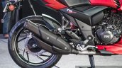 TVS Apache RTR 200 4V exhaust launched