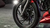 TVS Apache RTR 200 4V front alloy wheel launched