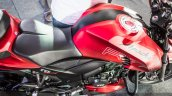 TVS Apache RTR 200 4V matte red and black launched