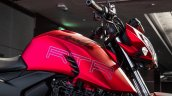 TVS Apache RTR 200 4V matte red launched